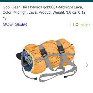 NWT Gobi Gear HoboRoll making travel efficient